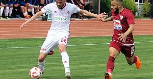 Kahramanmaraşspor: 3 - Bandırmaspor: 2
