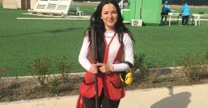 Sarıtürk, Tokyo Olimpiyatlarına Kilitlendi