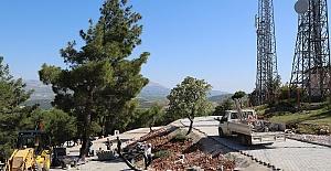 Büyükşehir Çamlıtepe'ye Park Yapıyor
