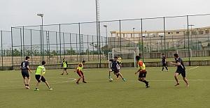 KSÜ'de Uluslararası Futbol Turnuvası
