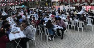 Kahramanmaraş'ta 250 Bin Kişiye İftar