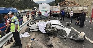 Kamyonun Sürücüsü Tutuklandı