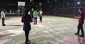 Sahura Kadar Spor Devam Ediyor