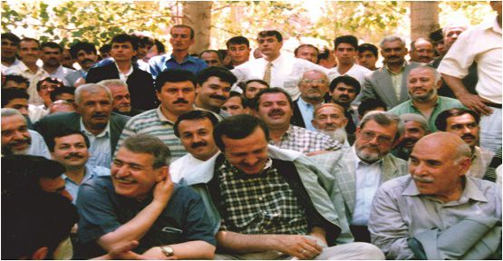 'Türk Siyaset Sahnesinde Güneş Gibi Doğmuştur'