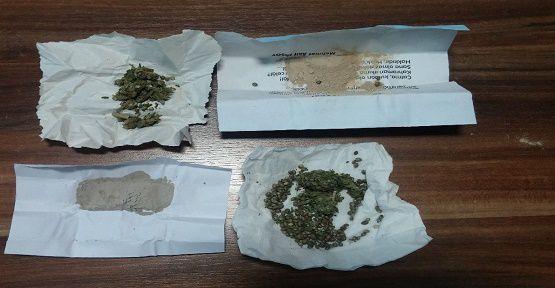 Uyuşturucu Yakalandı