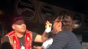 Aamir Khan ve Maraş Dondurması