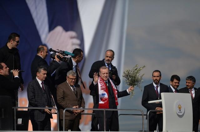 AK Parti Kahramanmaraş Kongresi