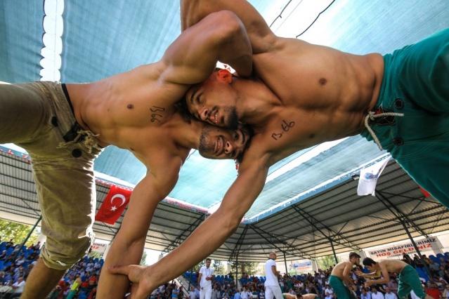 Zengibar Karakucak Güreşleri