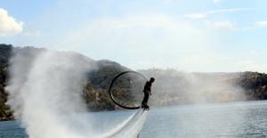 Türkiye Su Jeti ve Flyboard Şampiyonası Tamamlandı