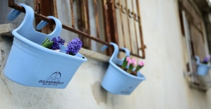 Dulkadiroğlu'nda Balkonlar Çiçek Açıyor