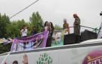 Eş Başkan AK Parti ve Erdoğan'ı Eleştirdi