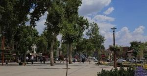 Kahramanmaraş'ta Çiçek Sepetleri
