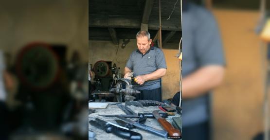 Bıçakçılar Mesleğin Geleceği İçin Direniyor