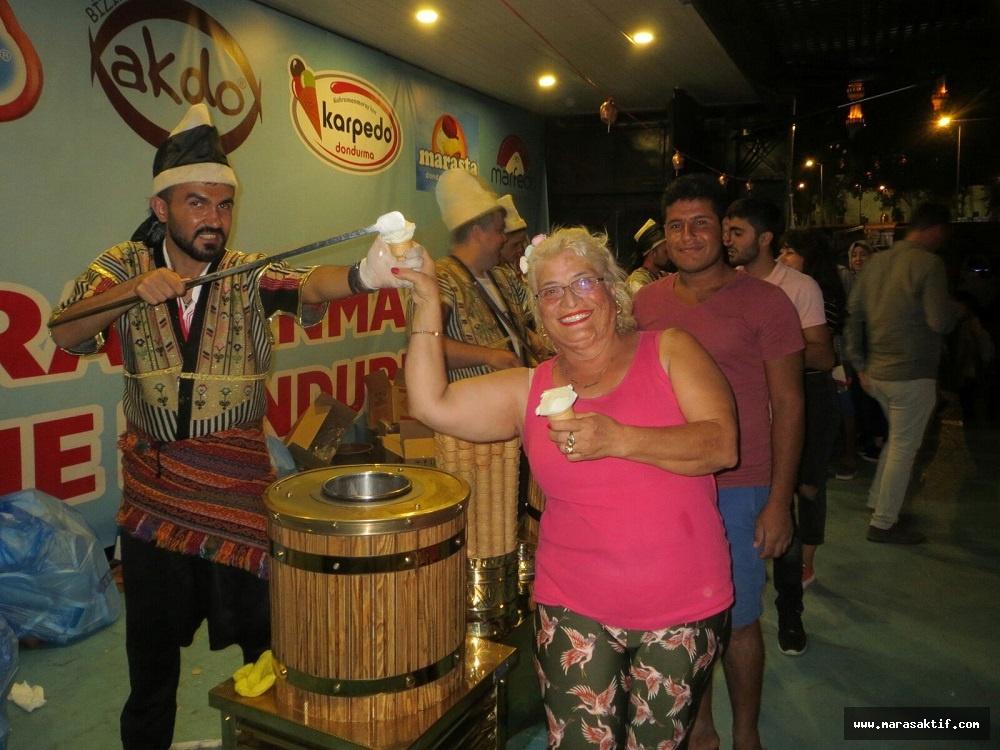 Dondurma Tırı Üsküdar'da