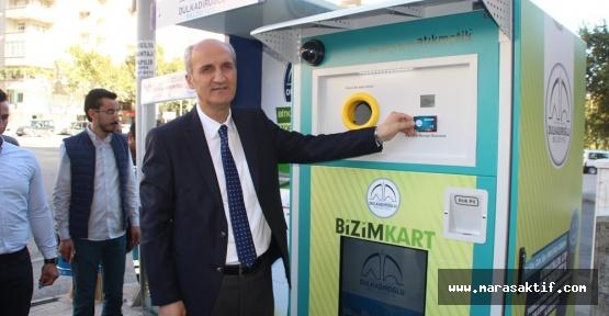 Dulkadiroğlu'nda Sıfır Atık Projesi Başladı