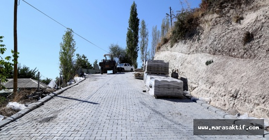 Dulkadiroğlu'ndan 400 Bin Metrekare Kilit Parke