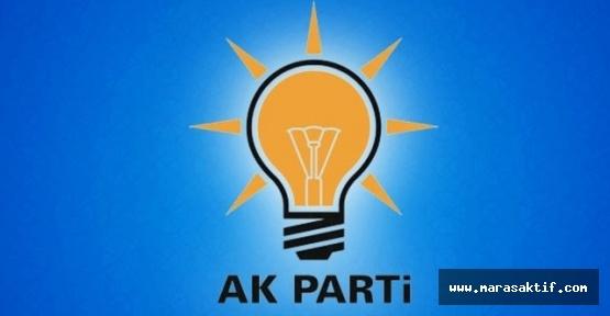 AK Parti İlçe Başkan Adayları Açıklandı