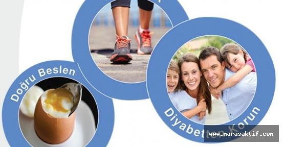 Diyabet Yürüyüşü Yapılacak