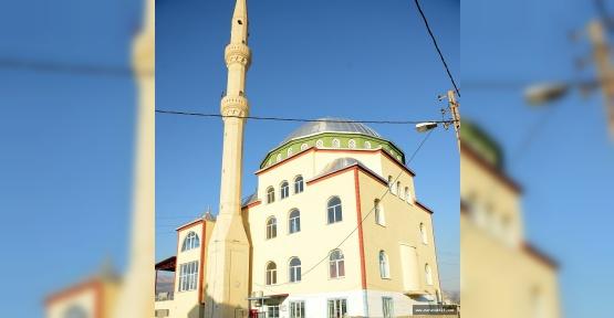 Dulkadiroğlu Camilerin Çehresini Değiştiriyor