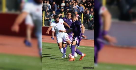 Kahramanmaraşspor 4-0 Yenildi