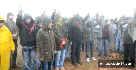 PKK Sempatizanı 10 Kişi Gözaltında