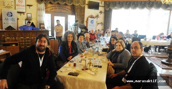 Tur Rehberleri Kahramanmaraş'ı Gezdi