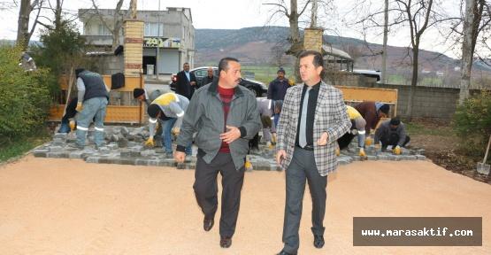 Pazarcık'ta Formalite Değil Realite Konuştu