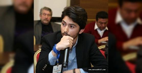 Genç Yazar Çınar Maraş Aktif Gazetesi'nde