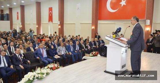 Başkan, Bakan'a Sorunları Anlattı