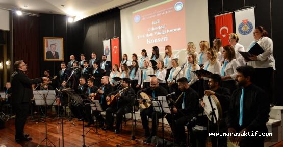 KSÜ THM Korosu İlk Konserini Verdi