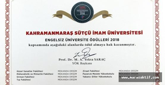 KSÜ Engelsiz Üniversite