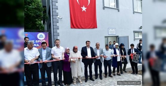 Andırın'da Gençlik ve Spor Merkezi Açıldı