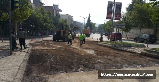 Büyükşehir'in Afet Sonrası Çalışması Sürüyor