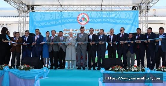 Gümrük ve Ticaret Bölge Müdürlüğü Açıldı