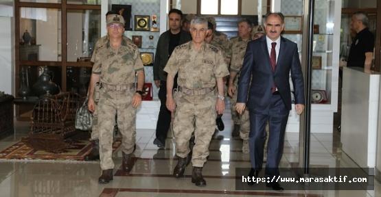 Jandarma Genel Komutanı Kahramanmaraş'ta