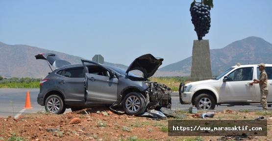 Trafik Kazasında 5 Yaralı Var