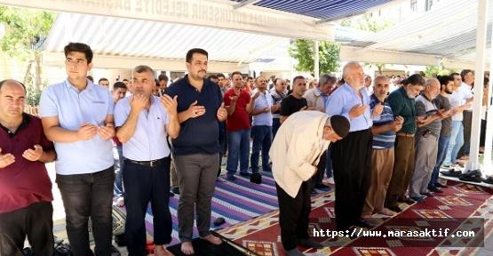 15 Temmuz Etkinlikleri Dua İle Başladı