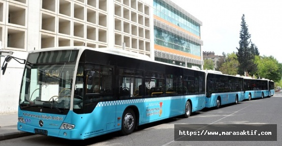 Büyükşehir Otobüsleri 2 Gün Ücretsiz