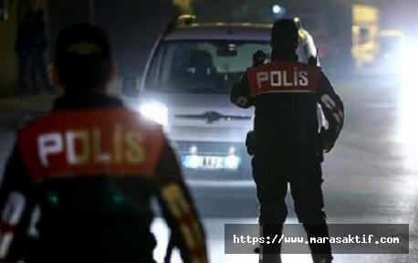 Kahramanmaraş'ta 10 Kişi Yakalandı