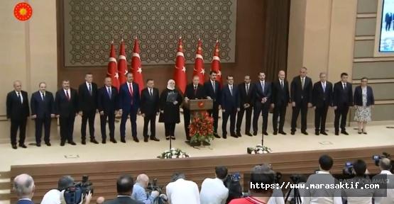 Türkiye'nin Yeni Bakanları