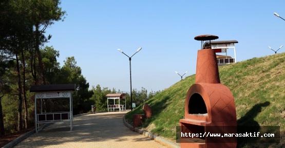 Çamlıtepe Mesire Alanı Açıldı