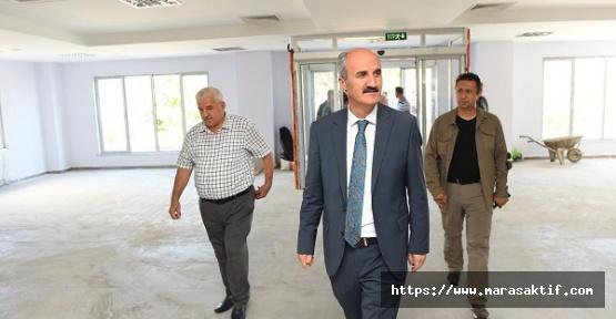 Dulkadiroğlu'nda Eğitim Kültür ve Bilgi Yuvası