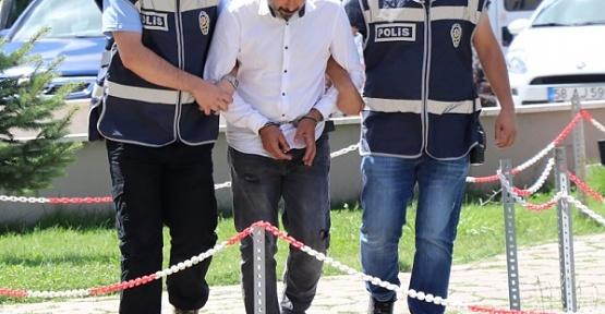 Hırsızlardan Gazetecilere Tepki