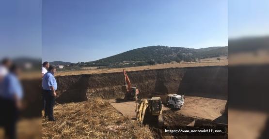 Kahramanmaraş AFAD'a Yeni Bina Yapılıyor