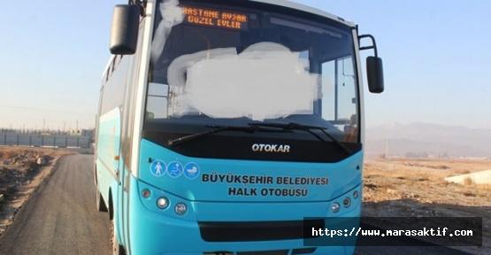 Otobüste Kriz Geçiren Yaşlı Öldü