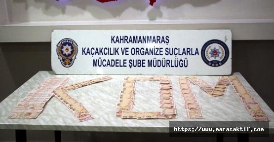 Kahramanmaraş'ta Sahte Parayla Kurbanlık Pazarı