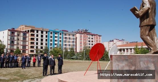 Afşin'de Gaziler Günü Kutlandı