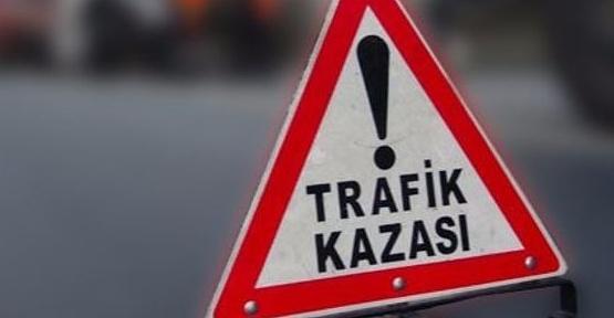 Kahramanmaraş'ta Otomobil Devrildi 4 Yaralı