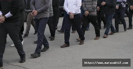 Kahramanmaraş'ta 10 Asker Gözaltına Alındı