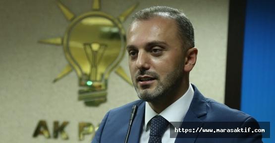 Kandemir, AK Parti İl Başkanlığını Ziyaret Etti